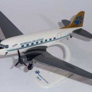 DC3 (Mombasa Air Safari) 5Y-WOW (PPC DC3PMOM)