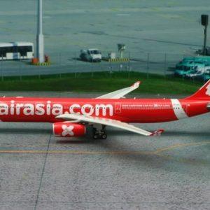 A330-300 (Air AsiaX) 9M-XXU (Phoenix-models 11105)