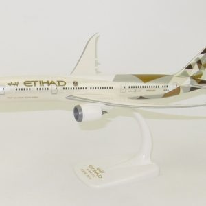 B787-9 (Etihad Airways) A6-BLA Official airline box. (PPC 710636)