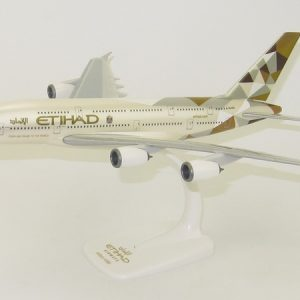 A380 (Etihad Airways) A6-APA Official airline promo box. (PPC 4897003705157)