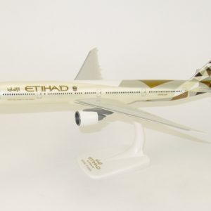 B777-300ER (Etihad Airways) Official airline promo box. (PPC 710637)