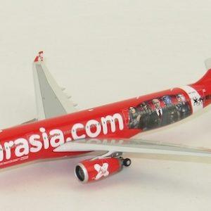 "A330-300 (AirAsiaX ""X-men Apocalypse"") 9M-XXU (Phoenix-models 04094)"