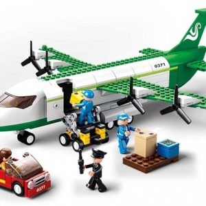 Sluban Toy Big Cargo Plane 383 piece (Sluban M38-B0371)