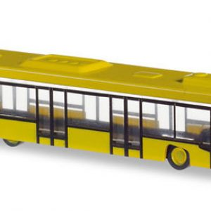 Scenix – Airport Bus Set – set of 2 (Herpa Wings 558631)