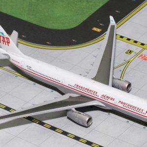 "Airbus A330-300 TAP Air Portugal ""Retro Livery"" CS-TOV (Gemini Jets GJTAP1685)"