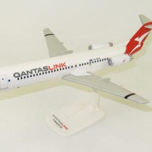 Fokker 100 (Qantas Link) VH-NHP (PPC 221089)