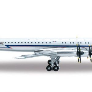 Tupolev Tu114 (Aeroflot) CCCP-76482 (Herpa Wings 523073-001)