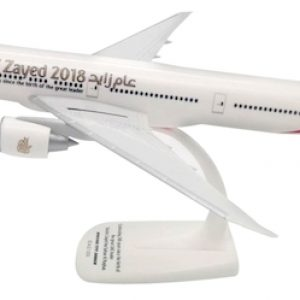 """B777-300ER (Emirates """"Year of Zayed"""") (Herpa Wings 611985)"""