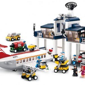 Sluban Toy Aircraft Workshop 826 piece (Sluban M38-B0373)