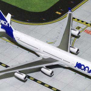 A340-300 (Joon) F-GLZP (Gemini Jets GJJON1765)