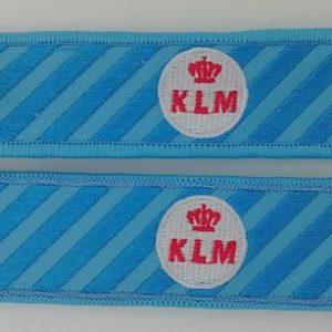 Porta-chaves KLM Retro