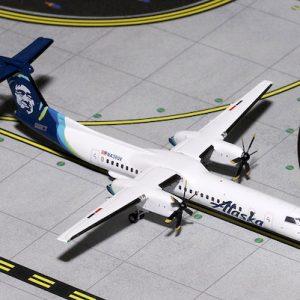 Dash 8Q-400 (Alaska) N438QX (Gemini Jets GJASA1760)