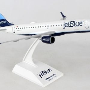 "Embraer 190 (Jetblue ""Stripes"") (Skymarks Models SKR980)"