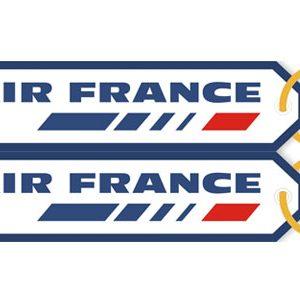 Porta-chaves Air France