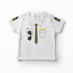 T-shirt Piloto TAP | 2 – 3 anos