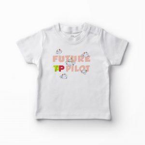 T-shirt Future TAP Pilot – Rosa