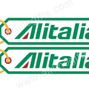 Porta-chaves Alitalia