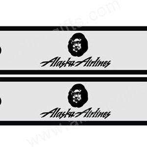 Porta-chaves Alaska Airlines
