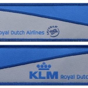 Porta-chaves KLM