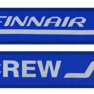 Porta-chaves Finnair