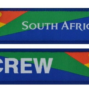 Porta-chaves South African | Crew