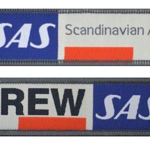 Porta-chaves SAS Scandinavian Airlines