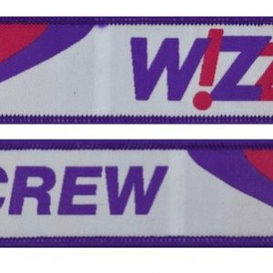 Porta-chaves Wizz Air