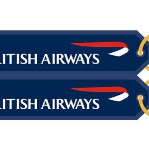 Porta-chaves British Airways