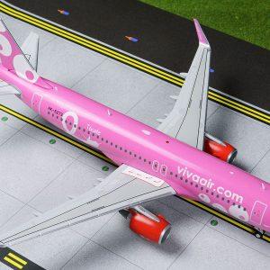 "A320 (VivaAir ""Pink Livery"") HK-5273 (Gemini Jets G2VVC823)"