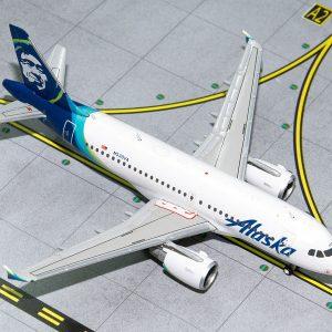 A319 (Alaska) N530VA (Gemini Jets GJASA1851)
