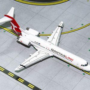 Fokker 100 (Qantaslink) VH-NHP (Gemini Jets GJQFA1696)
