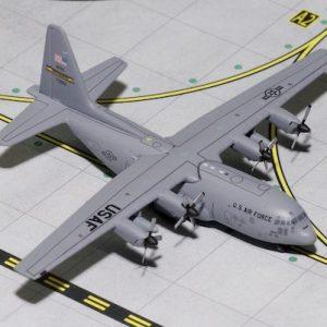 """Hercules C130 (USAF """"Pittsburgh ANG"""") 79283 (Gemini Jets GMUSA079)"""