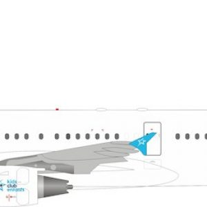 A321-211 (Air Transat) C-GEZJ With Stand (Inflight 200 IF321TS1119)