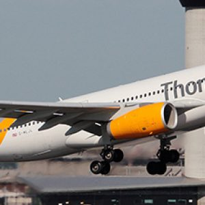 A330-200 (Thomas Cook Airlines) G-MLJL With Antenna (JC Wings LH4157)