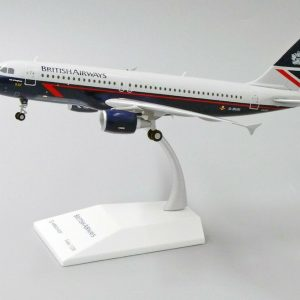 Airbus A320 British Airways G-BUSI With Stand (JC Wings EW2320006)