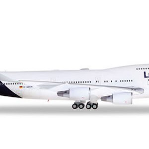 559188  Lufthansa Boeing 747-8 Intercontinental – new 2018 colors