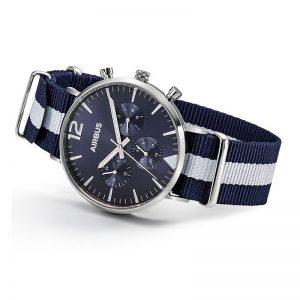 Airbus blue watch Montmartre