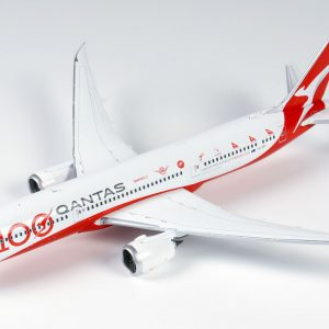 "Boeing B787-9 Qantas ""100 year anniversary"" VH-ZNJ With Stand (Inflight 200 IF789QFA100)"