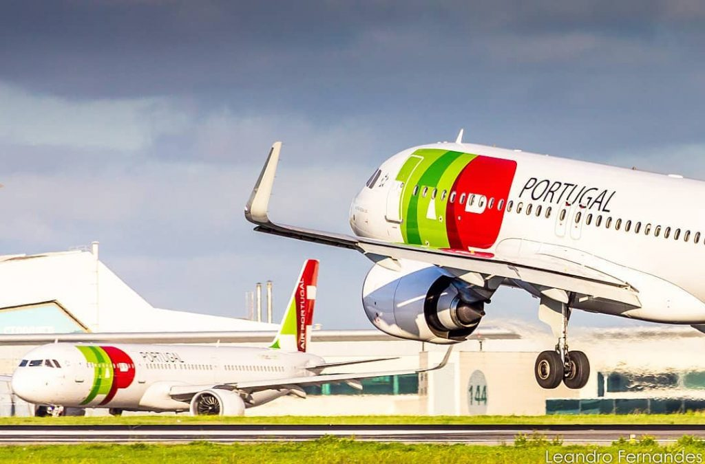 TAP Air Portugal: Portugal-UK flight reservations soar since lifting of restrictions