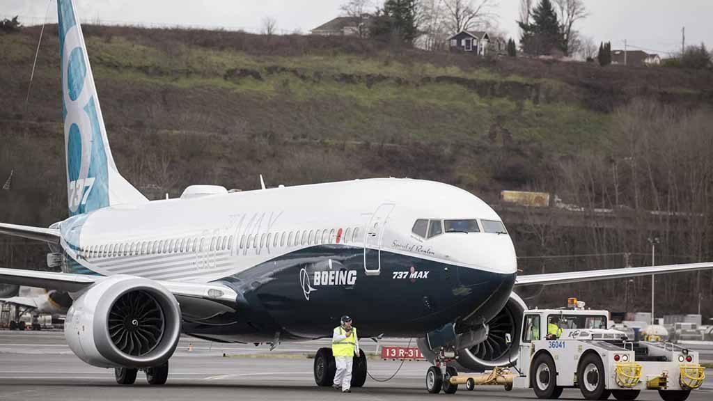 Agência europeia da aviação dá 'luz verde' ao regresso do Boeing 737 MAX