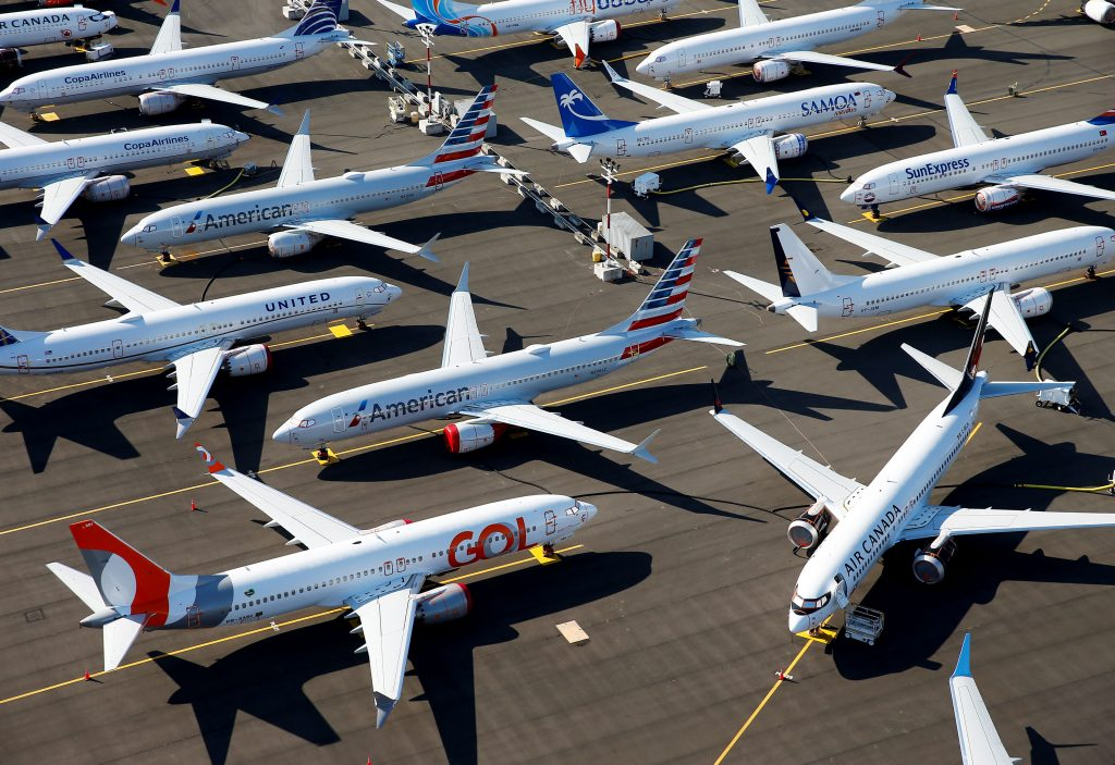 FAA autoriza Boeing 737 MAX regressar aos céus!