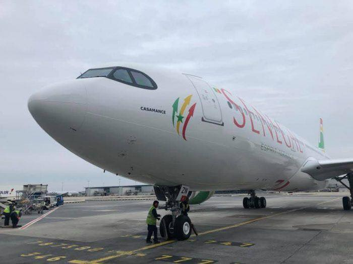 A330neo da Air Senegal é atingido por contentor e HiFly opera voo com a segunda aeronave
