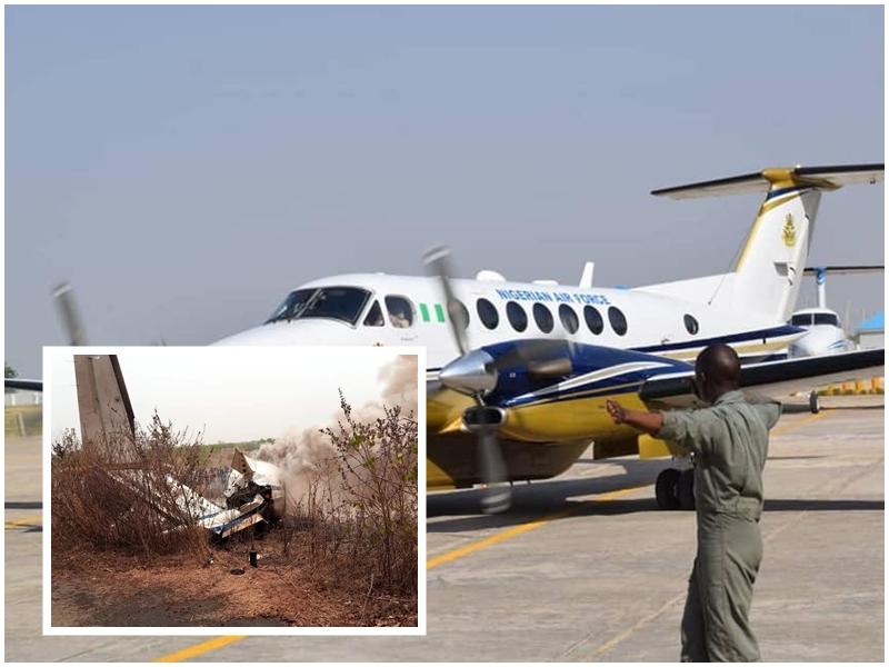 Avião militar caiu em Abuja, na Nigéria, causando sete mortos (com vídeo)