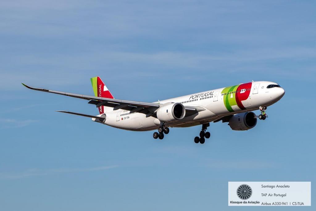 TAP realiza voo humanitário de apoio ao regresso do Brasil a 27 de fevereiro
