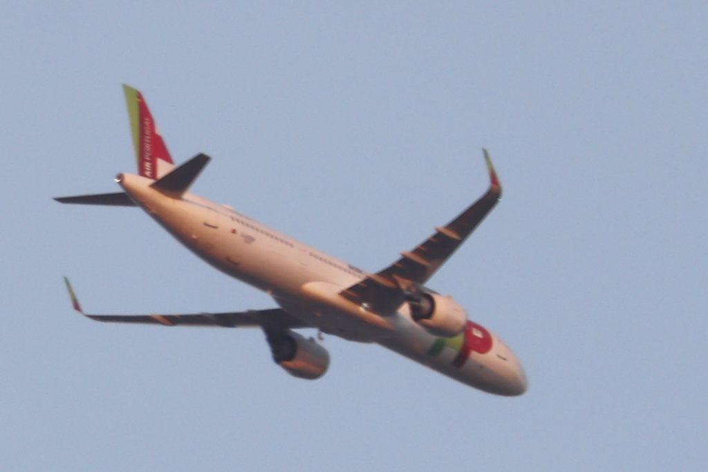Futuro A321LR CS-TXG da TAP Air Portugal realizou primeiro voo de testes