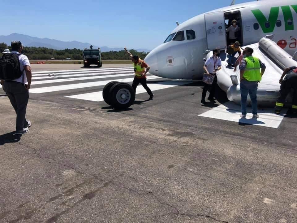Incidente com A320 da VivaAerobus