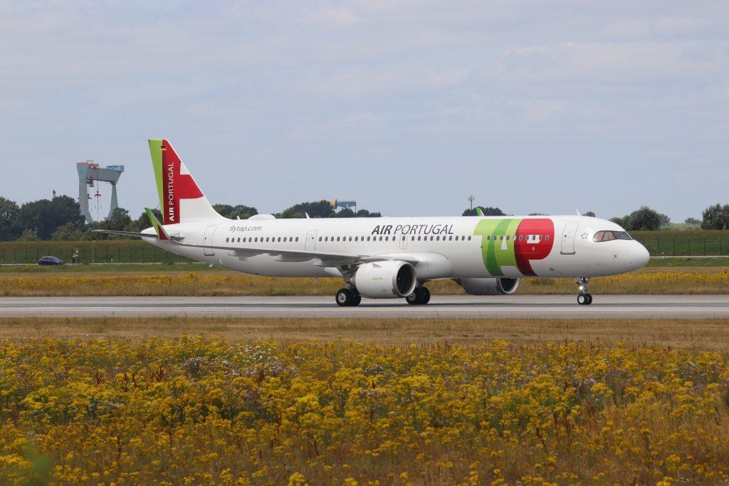 TAP recebe hoje mais um A321LR – CS-TXH
