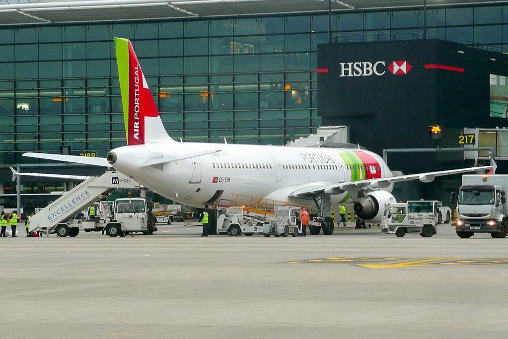 TAP reforça operação entre Portugal e o Reino Unido