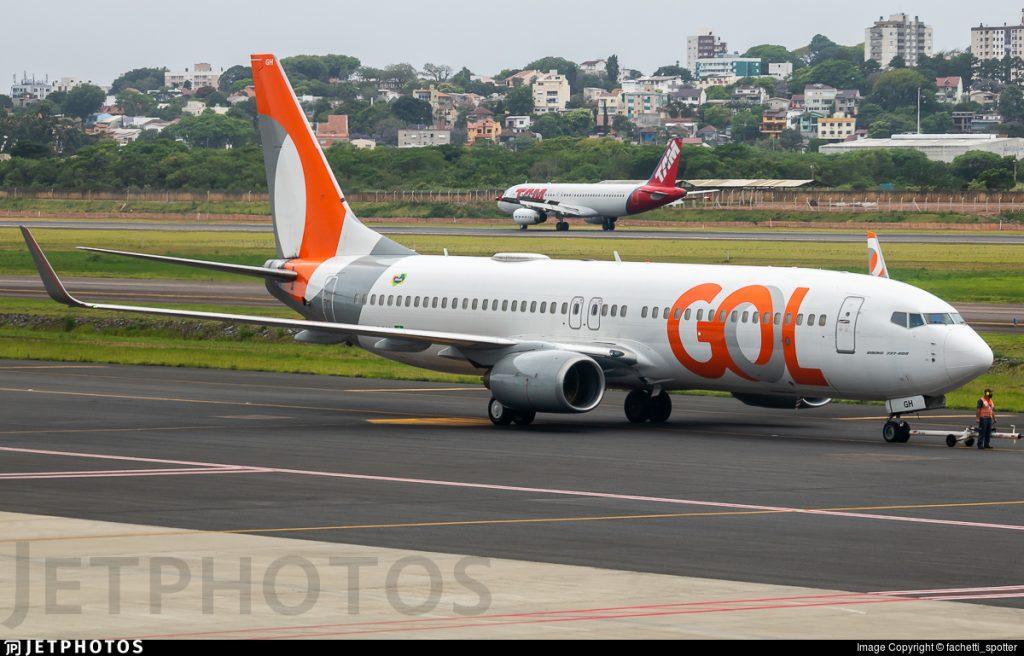 GOL aumenta oferta de voos em junho e retoma 7 bases aéreas regionais