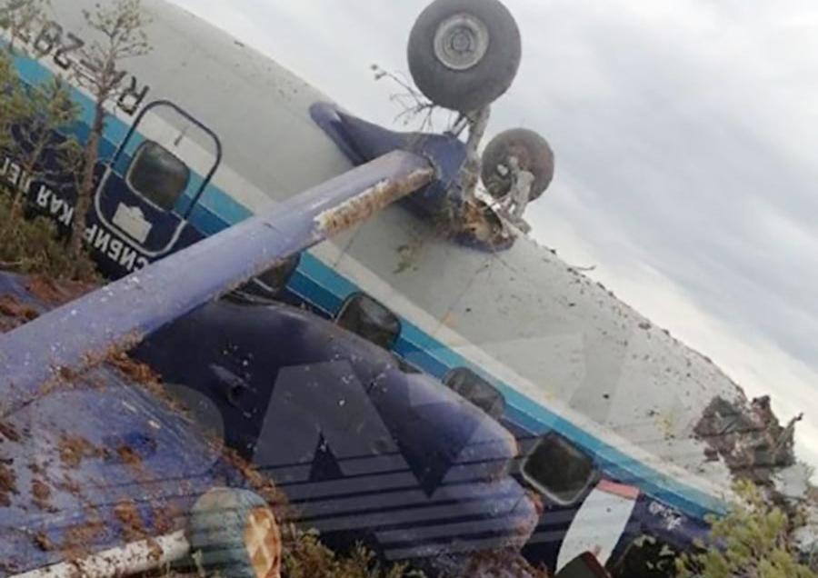 AN-28 encontrado após aterragem forçada na Sibéria, todos os passageiros sobreviveram